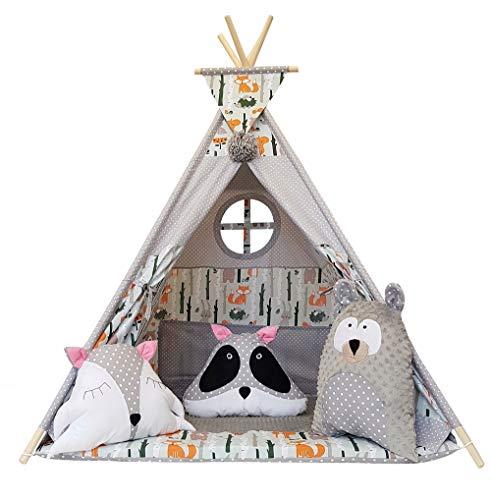 ᐅ Tipi Zelte für Kinderzimmer - ✅Spielzelte ▻ Top 5 ...